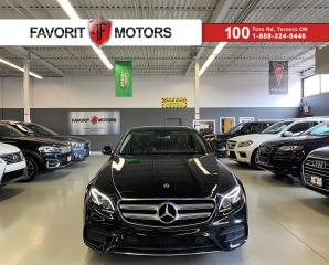 Used 2017 Mercedes-Benz E-Class E400|4MATIC|NAV|MASSAGE|BURMESTER|AMBIENT|360CAM|+ for sale in North York, ON