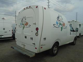 Used 2014 GMC Savana Van reefer for sale in Mississauga, ON