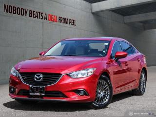 Used 2015 Mazda MAZDA6 4dr Sdn 2.5L Auto GS for sale in Mississauga, ON