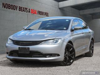 Used 2015 Chrysler 200 4dr Sdn S FWD for sale in Mississauga, ON