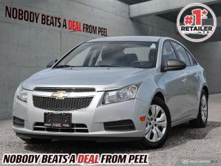 Used 2013 Chevrolet Cruze 4dr Sdn LS w-1SB for sale in Mississauga, ON
