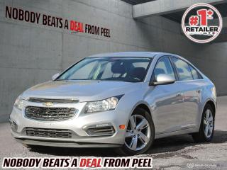 Used 2015 Chevrolet Cruze DIESEL for sale in Mississauga, ON