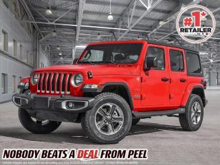 New 2021 Jeep Wrangler Unlimited Sport Willy's for sale in Mississauga, ON