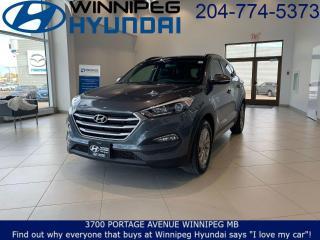 Used 2017 Hyundai Tucson SE for sale in Winnipeg, MB