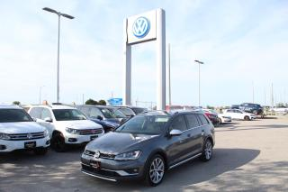 Used 2017 Volkswagen Golf Alltrack 1.8L Wgn for sale in Whitby, ON