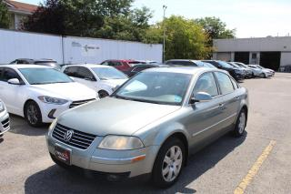 Used 2005 Volkswagen Passat 2.0L TDI GLS for sale in Whitby, ON