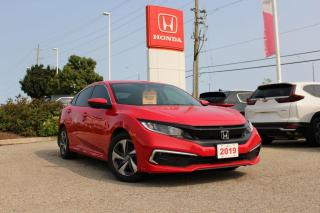 Used 2019 Honda Civic SEDAN LX for sale in Waterloo, ON