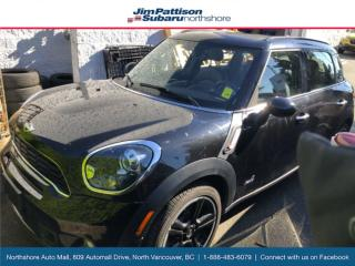 Used 2014 MINI Cooper Countryman Cooper S for sale in North Vancouver, BC