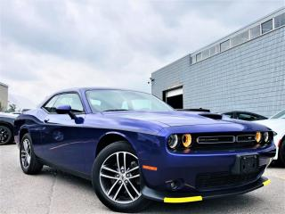Used 2019 Dodge Challenger GT AWD|HEATED SEATS|REAR VIEW|NAVIGATION|BACKUP SENSORS! for sale in Brampton, ON