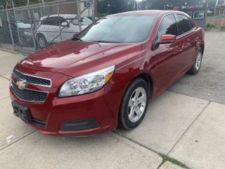 Used 2013 Chevrolet Malibu 4dr Sdn LT w/1LT for sale in Hamilton, ON