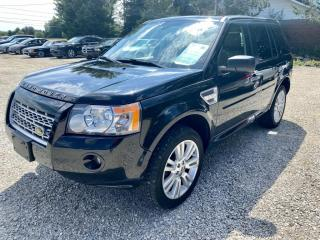 Used 2010 Land Rover LR2 HSE, AWD , low mileage for sale in Halton Hills, ON