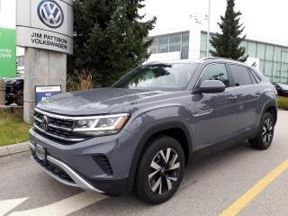 New 2020 Volkswagen Atlas Cross Sport 3.6 FSI Comfortline for sale in Surrey, BC