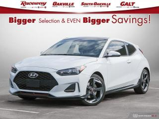 Used 2019 Hyundai Veloster for sale in Etobicoke, ON