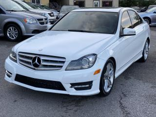 Used 2014 Mercedes-Benz C-Class 4dr Sdn C300 4MATIC for sale in Scarborough, ON