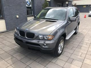 Used 2006 BMW X5 4dr SUV AWD 3.0i *As Is* for sale in Nobleton, ON