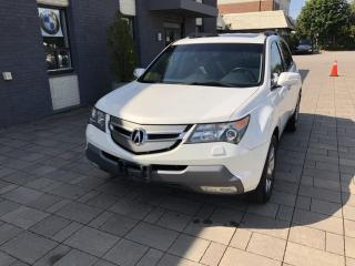 Used 2007 Acura MDX 4WD 4dr Elite Pkg for sale in Nobleton, ON