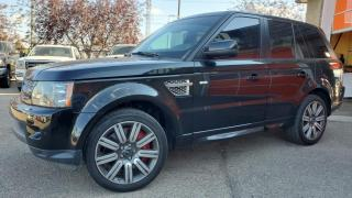 Used 2013 Land Rover Range Rover Sport 4WD 4dr SC Autobiography for sale in Calgary, AB