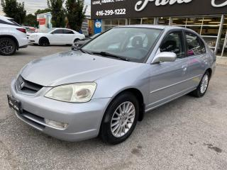 Used 2002 Acura EL EL for sale in Scarborough, ON
