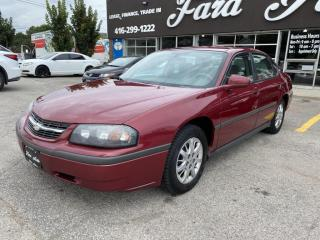 Used 2005 Chevrolet Impala Base for sale in Scarborough, ON