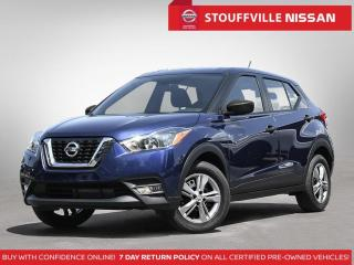 New 2020 Nissan Kicks S for sale in Stouffville, ON