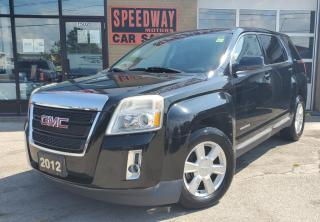 Used 2012 GMC Terrain AWD 4dr SLE-1 - One Owner, Accident Free, Certified for sale in Oakville, ON