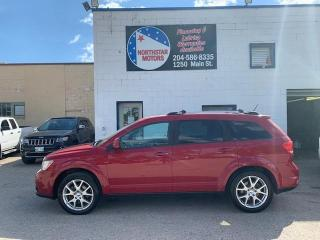 Used 2013 Dodge Journey Fwd 4dr for sale in Winnipeg, MB