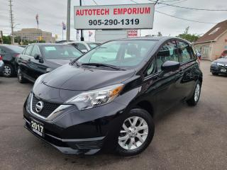 Used 2017 Nissan Versa Note SV Camera/Heated Seats/Alloys/BT&GPS* for sale in Mississauga, ON