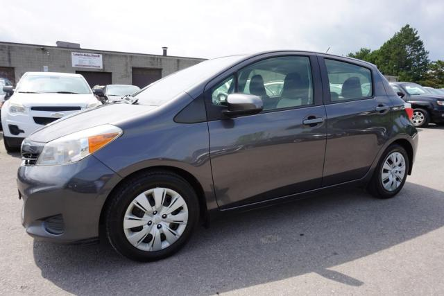 2012 Toyota Yaris LE PREMUIM PKG CERTIFIED 2YR WARRANTY BLUETOOTH *1 OWNER* CRUISE AUX