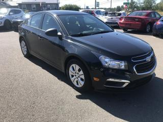 Used 2015 Chevrolet Cruze LS Auto for sale in Truro, NS