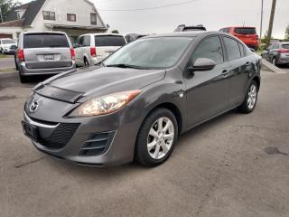 Used 2010 Mazda MAZDA3 for sale in Dunnville, ON