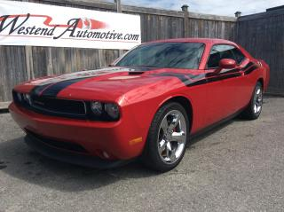Used 2013 Dodge Challenger SXT Plus for sale in Stittsville, ON
