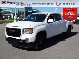 New 2021 GMC Canyon Elevation for sale in Kanata, ON
