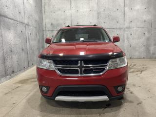 Used 2012 Dodge Journey R/T AWD V6 CUIR ECRAN 8POUCE for sale in St-Nicolas, QC