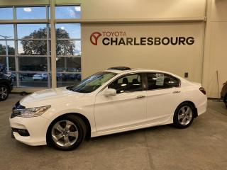 Used 2017 Honda Accord Touring - Cuir - Toit ouvrant for sale in Québec, QC