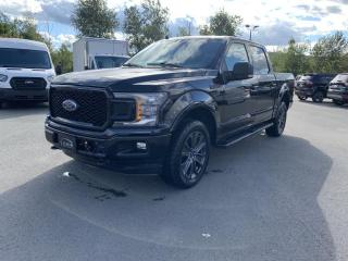 Used 2018 Ford F-150 SPORT EDITION SPECIAL, CREW 4X4 V8 5L for sale in Vallée-Jonction, QC