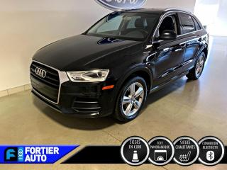 Used 2016 Audi Q3 2.0T Progressiv quattro 4 portes for sale in Montréal, QC