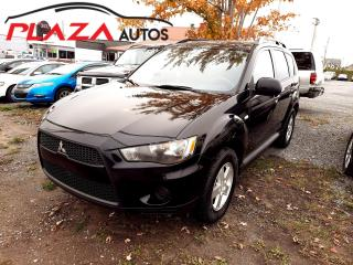 Used 2013 Mitsubishi Outlander 4WD 4dr ES for sale in Beauport, QC