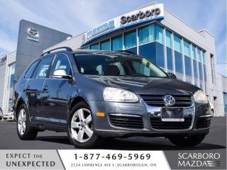 Used 2009 Volkswagen Jetta Wagon STATION WAGON|MANUAL for sale in Scarborough, ON