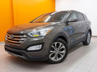 Used 2013 Hyundai Santa Fe LIMITED AWD *TOIT PANO* NAVI *SIEGES VENTIL* PROMO for sale in St-Jérôme, QC
