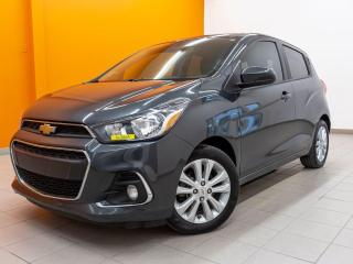 Used 2018 Chevrolet Spark LT *CAMERA* BLUETOOTH *A/C* ANDROID AUTO *PROMO for sale in St-Jérôme, QC
