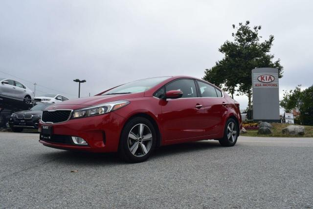 2018 Kia Forte EX