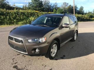 Used 2010 Mitsubishi Outlander 4 RM 4 portes LS for sale in Québec, QC