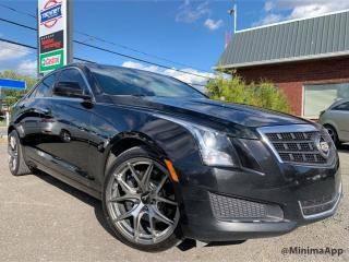 Used 2014 Cadillac ATS 2.0L T AWD for sale in Drummondville, QC