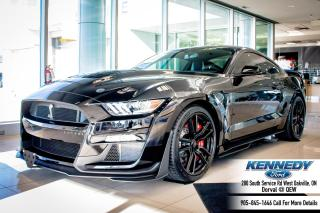 New 2020 Ford Mustang Shelby GT500 for sale in Oakville, ON