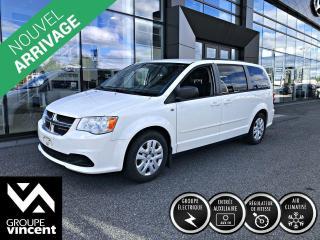 Used 2013 Dodge Grand Caravan SXT ** GARANTIE 10 ANS ** Parfait pour la famille ou le travail! for sale in Shawinigan, QC