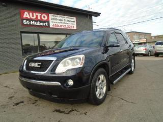 Used 2009 GMC Acadia SLE for sale in St-Hubert, QC
