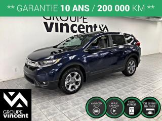 Used 2017 Honda CR-V EX AWD ** GARANTIE 10 ANS ** Fiable, confortable et sécuritaire! for sale in Shawinigan, QC