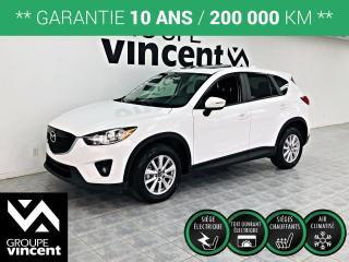 Used 2015 Mazda CX-5 GS ** GARANTIE 10 ANS ** Découvrez le raffinement Mazda! for sale in Shawinigan, QC