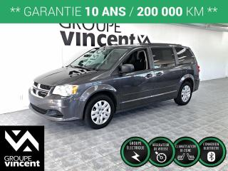 Used 2016 Dodge Grand Caravan SXT ** GARANTIE 10 ANS ** Du confort pour toute la famille! for sale in Shawinigan, QC