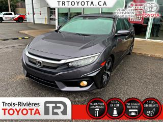 Used 2016 Honda Civic Touring 4 portes CVT for sale in Trois-Rivières, QC